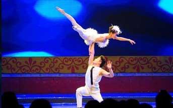 肩上芭蕾舞